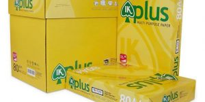 Buy IK Plus Copy Paper A4 80gsm in Bulk